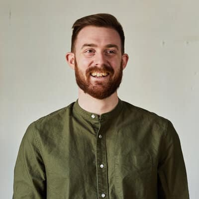 Nick Lewis. WordPress developer and Creative Technologist